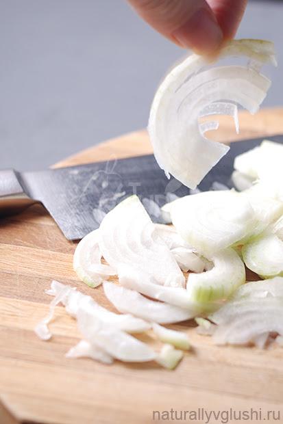 Итальянский соус из лука фриджоне | Блог Naturally в глуши