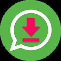 Status Saver - Quick save status for WhatsApp icon