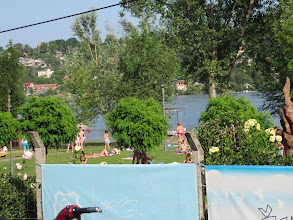 Photo: Day 78 - On the Way in to Novi Sad #7