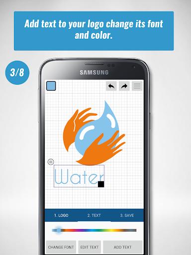Logo Maker Premium 1.1.2 screenshots 3