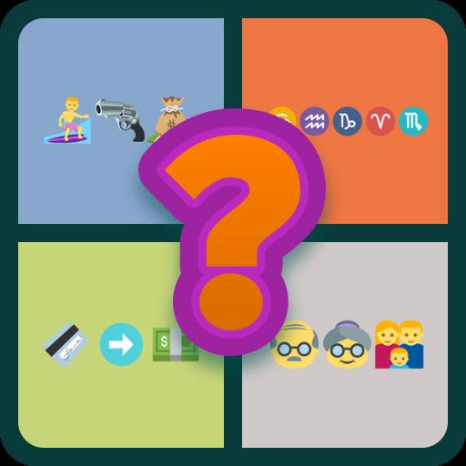 Decode The Emoji- Decoding Game - Programu zilizo kwenye