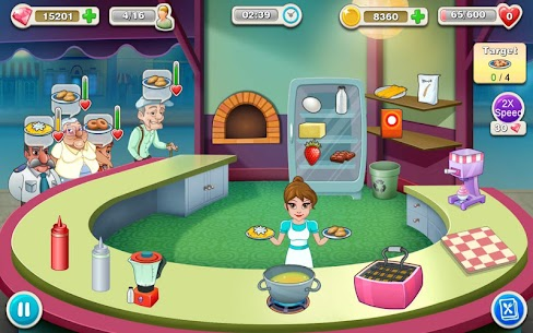 Kitchen Story :Cooking Game MOD Apk (Unlimited Money) 6