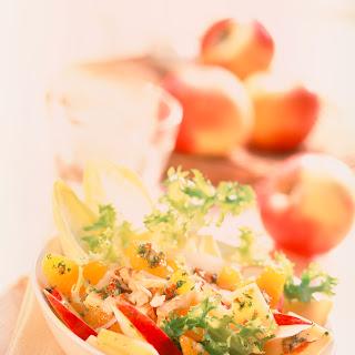 Käse-Obst-Salat (Überraschungsbesuch-Salat)