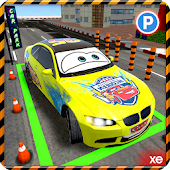 Lightning Car Parking 3D Driving Simulator Android APK Download Free By ActionRacing