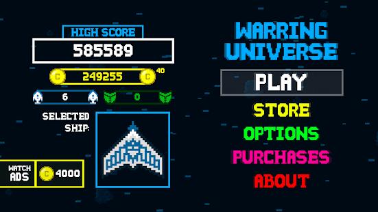 Warring Universe - náhled