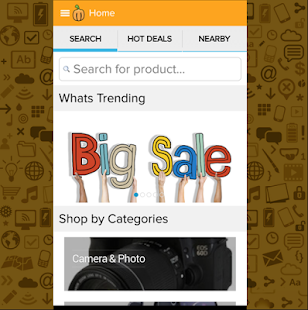 Mundayzz - Local Shopping App- screenshot thumbnail