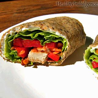 Healthier Gluten-Free Wraps/Tortillas