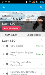 Learn SEO by GoLearningBus - náhled