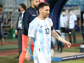 """🎥 Messi sneert - stijf van de adrenaline - richting Colombiaan: """"Dans! Wel, ga je nu niet dansen?"""""""