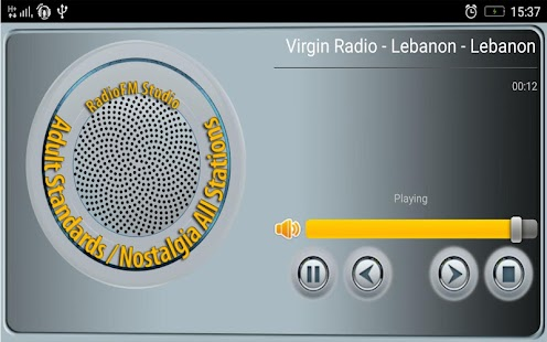 RadioFM Adult Standards-Nostalgia - náhled