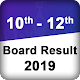 10th 12th Board Result 2019- All Board Result 2019 APK