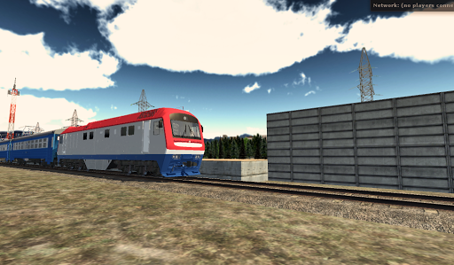 Luxury Train Simulator screenshot 4