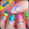 Nails fashion and make up skills free guide icon
