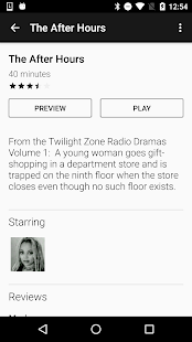 The Twilight Zone Radio Dramas- screenshot thumbnail