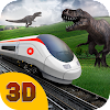Dinosaur Park Train Simulator