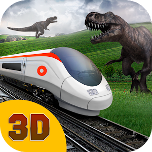 Dinosaur Park Train Simulator for PC and MAC
