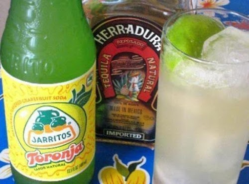 """Spring Hill Ranch's Paloma Cocktail """"These go down so smoothly on a..."""
