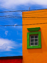 "Photo: ""Ventana Verde"" ~ Oaxaca, Mexico © 2011 Skip Hunt :: kaleidoscopeofcolor.com"