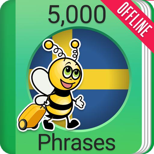 Learn Swedish - 5,000 Phrases