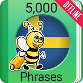Learn Swedish - 5,000 Phrases