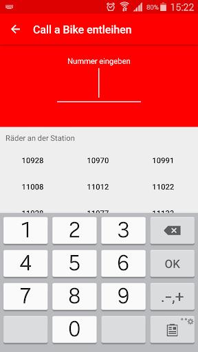 Call a Bike 4.14.5 screenshots 2