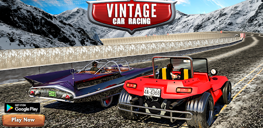 Classic cars racing challenge & perform tricky stunts on offroad tracks.