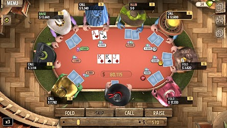 Governor of Poker 2 – OFFLINE POKER GAME APK Download – Free Card GAME for Android 5