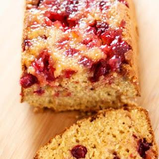 Cranberry & Quinoa Bread.