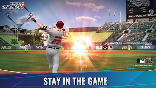 MLB 9 Innings 19 - screenshot