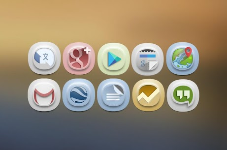Timbul Icon Pack 3.6.8 Mod + Data for Android 2