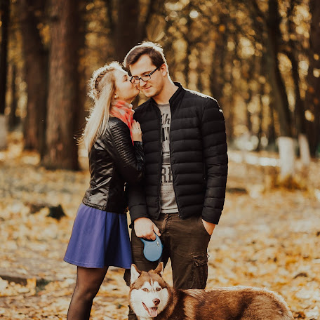 Свадебный фотограф Екатерина Клименко (kliim9katyaWD2). Фотография от 22.10.2017
