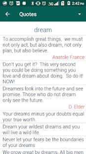 Smart Swahili Word Book Screenshot Thumbnail