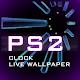 PS2 Clock Live Wallpaper