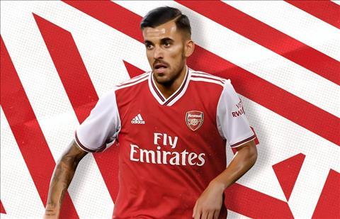 Arsenal CHÍNH THỨC mượn được Dani Ceballos từ Real hình ảnh