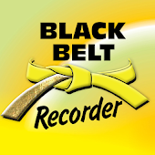 BlackBeltRecorder Yellow DLX