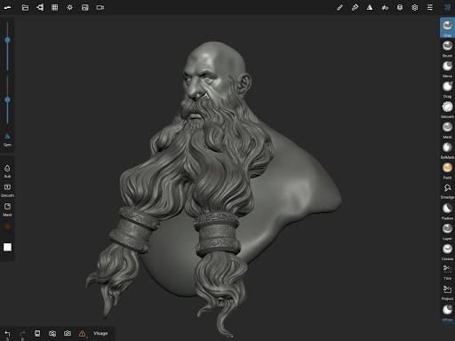 Nomad Sculpt screenshots 8