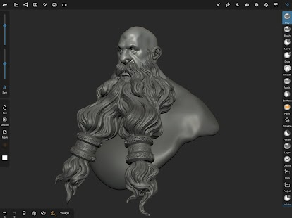 Nomad Sculpt Screenshot