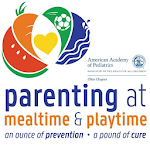 Parenting at Meal & Playtime