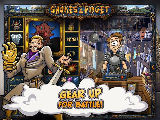 Shakes and Fidget Retro screenshot 9