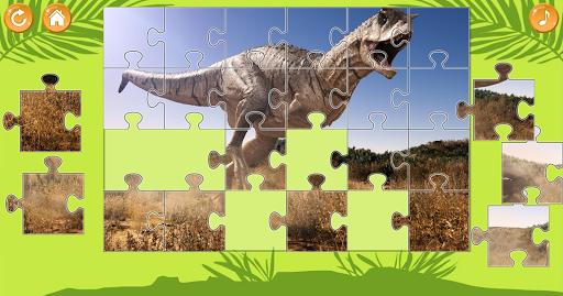 Dinosaur Puzzle Game 1.8.1.0 screenshots 2