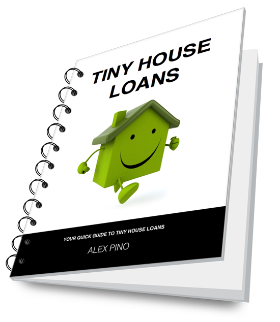 do you dream of owning your own tiny or small house but need financing to get it sooner download this free ebook today to learn about your options when it - Tiny House Financing