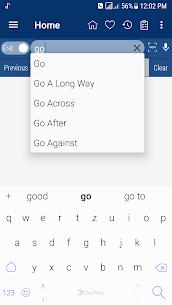 English Filipino Dictionary nao Android Mod APK 3