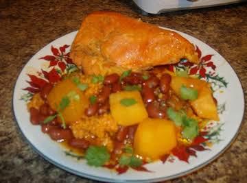 Emilie's Stew Chicken and Potatos
