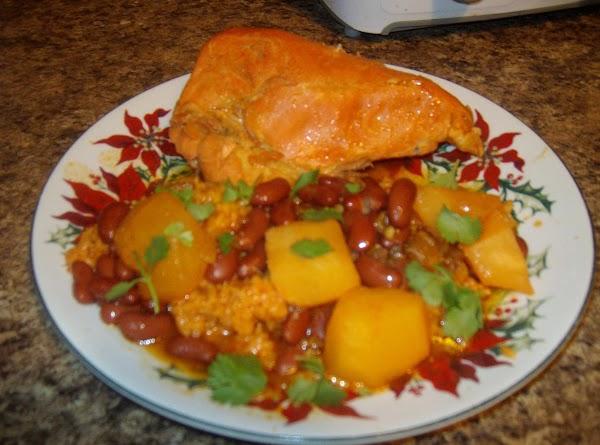 Emilie's Stew Chicken And Potatos Recipe