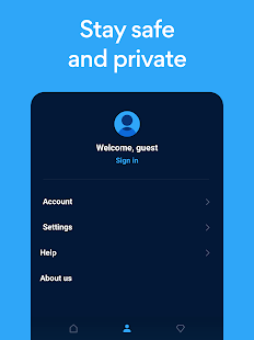 Hotspot Shield Free VPN Proxy & Secure VPN Screenshot