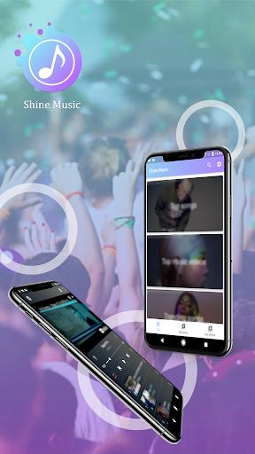 Shine Music screenshot 2