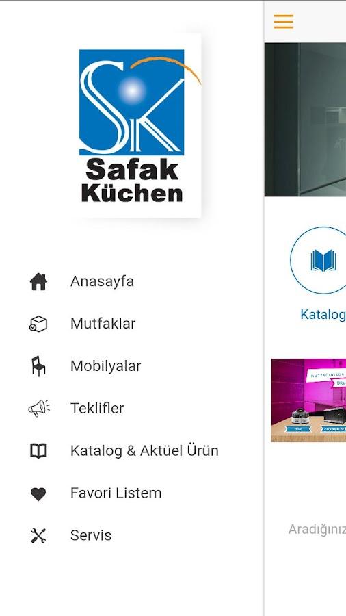 safak center k chen m bel android apps on google play. Black Bedroom Furniture Sets. Home Design Ideas