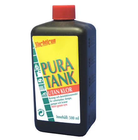Pura Tank tankrengöring