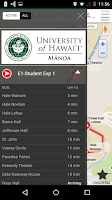 Screenshot of UHM Shuttle