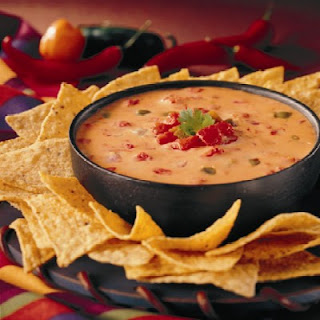 2 Ingredient Queso Dip